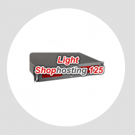 Light Shophosting 125
